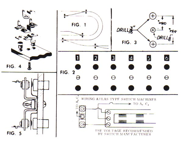 instructions for push button  439
